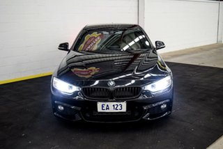 2014 BMW 4 Series F32 428i Sport Line Black 8 Speed Sports Automatic Coupe.