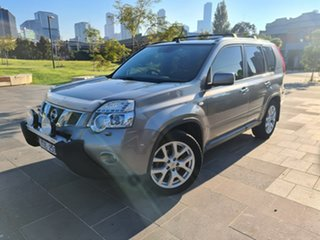 2011 Nissan X-Trail T31 Series IV TI Grey 1 Speed Constant Variable Wagon.