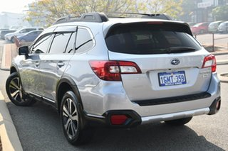 2018 Subaru Outback B6A MY18 2.0D CVT AWD Premium Ice Silver 7 Speed Constant Variable Wagon.