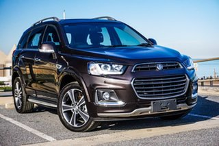 2016 Holden Captiva CG MY16 LTZ AWD Brown 6 Speed Sports Automatic Wagon.