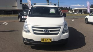 2016 Hyundai iLOAD TQ3-V Series II MY17 White 5 Speed Automatic Van