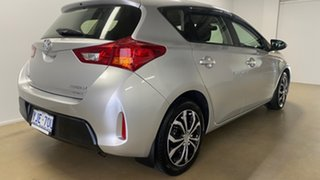 2012 Toyota Corolla ZRE182R Ascent Silver 7 Speed CVT Auto Sequential Hatchback.