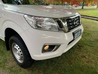 2018 Nissan Navara D23 S3 RX White 7 Speed Sports Automatic Utility