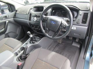 2015 Ford Ranger PX XL Blue 6 Speed Manual Utility