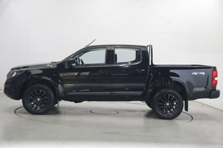 2018 Holden Colorado RG MY19 LS Crew Cab Black 6 Speed Sports Automatic Cab Chassis.