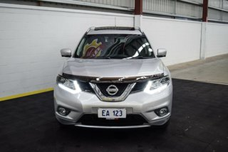 2014 Nissan X-Trail T32 TL X-tronic 2WD Silver 7 Speed Constant Variable Wagon.