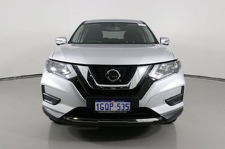 2018 Nissan X-Trail T32 Series 2 ST 7 Seat (2WD) Silver Continuous Variable Wagon.