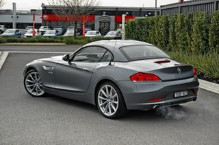 2009 BMW Z4 E89 sDrive35i D-CT Silver 7 Speed Sports Automatic Dual Clutch Roadster
