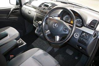 2012 Mercedes-Benz Valente Black 5 Speed Automatic Wagon