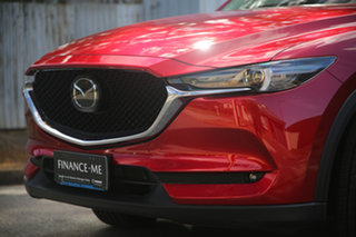 2021 Mazda CX-5 KF2W7A Maxx SKYACTIV-Drive FWD Sport Soul Red Crystal 6 Speed Sports Automatic Wagon