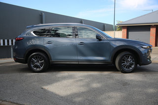 2021 Mazda CX-8 KG2WLA Sport SKYACTIV-Drive FWD Polymetal Grey 6 Speed Sports Automatic Wagon