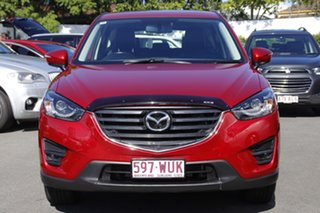 2016 Mazda CX-5 KE1032 Grand Touring SKYACTIV-Drive AWD Red 6 Speed Sports Automatic Wagon.