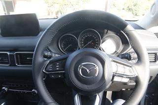 2021 Mazda CX-5 KF4WLA Maxx SKYACTIV-Drive i-ACTIV AWD Sport Polymetal Grey 6 Speed Sports Automatic