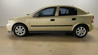 2005 Holden Astra TS Classic Gold 4 Speed Automatic Hatchback