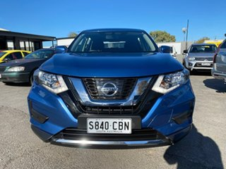 2018 Nissan X-Trail T32 Series II ST X-tronic 2WD Blue 7 Speed Constant Variable Wagon.