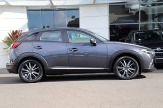 2018 Mazda CX-3 DK4W7A Akari SKYACTIV-Drive i-ACTIV AWD Grey 6 Speed Sports Automatic Wagon.