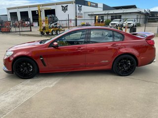 2015 Holden Commodore VF MY15 SS Red/170315 6 Speed Manual Sedan