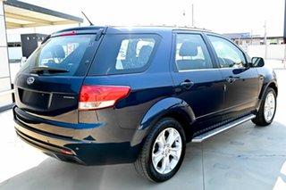 2012 Ford Territory SZ TX Seq Sport Shift RWD Limited Edition Blue 6 Speed Sports Automatic Wagon