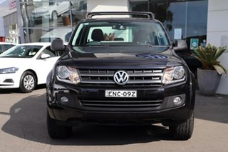 2016 Volkswagen Amarok 2H MY16 TDI420 4MOTION Perm Core Black 8 Speed Automatic Utility