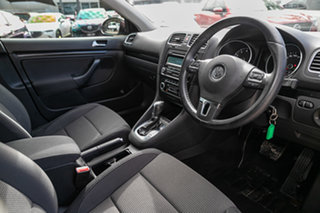 2012 Volkswagen Golf VI MY12.5 118TSI DSG Comfortline Toffee Brown 7 Speed