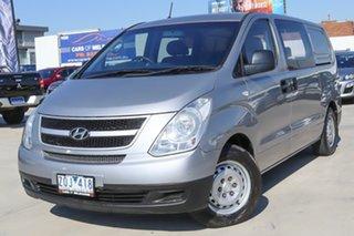 2013 Hyundai iLOAD TQ2-V MY13 Grey 5 Speed Automatic Van.