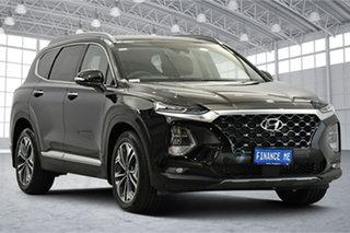 2020 Hyundai Santa Fe TM.2 MY20 Highlander Black 8 Speed Sports Automatic Wagon.