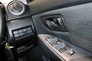 2008 Mazda 3 BK MY06 Upgrade Neo Red 4 Speed Auto Activematic Sedan