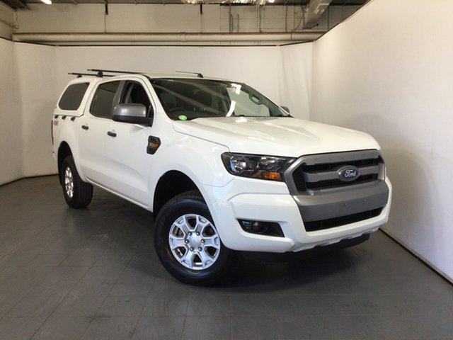 Used Ford Ranger PX MkII XLS Double Cab Elizabeth, 2015 Ford Ranger PX MkII XLS Double Cab White 6 Speed Manual Utility