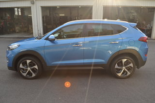2016 Hyundai Tucson TLE Elite D-CT AWD Blue 7 Speed Sports Automatic Dual Clutch Wagon