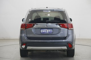2016 Mitsubishi Outlander ZK MY16 LS 2WD Titanium 6 Speed Constant Variable Wagon