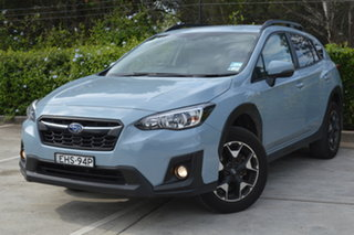 2020 Subaru XV G5X MY20 2.0i-L Lineartronic AWD Grey 7 Speed Constant Variable Wagon.