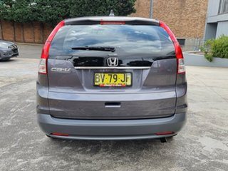2013 Honda CR-V RM MY14 VTi Grey 5 Speed Automatic Wagon