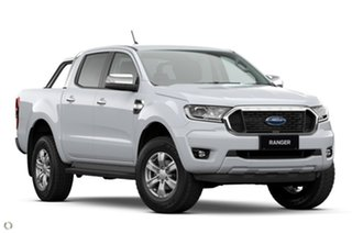 2020 Ford Ranger PX MkIII 2021.25MY XLT White 6 Speed Sports Automatic Double Cab Pick Up