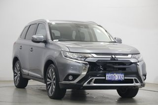 2020 Mitsubishi Outlander ZL MY20 LS 2WD Titanium 6 Speed Constant Variable Wagon