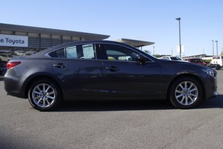 2015 Mazda 6 GJ1032 Sport SKYACTIV-Drive Grey 6 Speed Sports Automatic Sedan.
