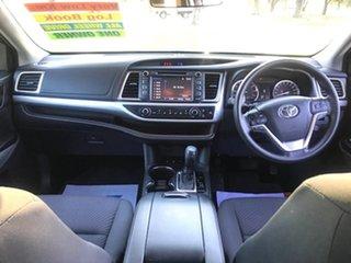 2016 Toyota Kluger GSU55R GX AWD Blue 6 Speed Sports Automatic Wagon