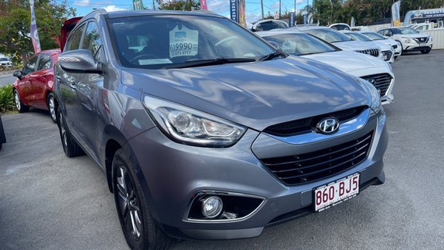 Used Hyundai ix35 LM3 MY15 SE Moorooka, 2015 Hyundai ix35 LM3 MY15 SE Grey 6 Speed Sports Automatic Wagon