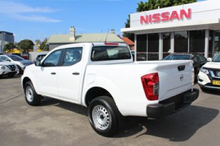 2021 Nissan Navara D23 Dual Cab SL Pick Up 4x4 Solid White 7 Speed Automatic Utility