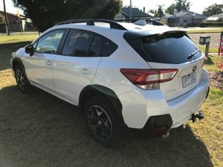 2019 Subaru XV MY19 2.0I White Continuous Variable Wagon