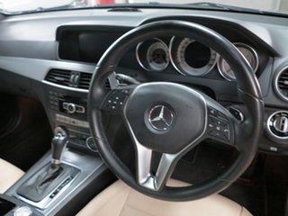 2011 Mercedes-Benz C-Class C204 C250 CDI BlueEFFICIENCY 7G-Tronic Blue 7 Speed Sports Automatic