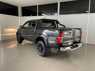 2014 Toyota Hilux KUN26R MY14 SR5 Double Cab Black 5 Speed Automatic Utility