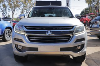 2016 Holden Colorado RG MY17 LTZ Pickup Crew Cab Silver 6 Speed Sports Automatic Utility