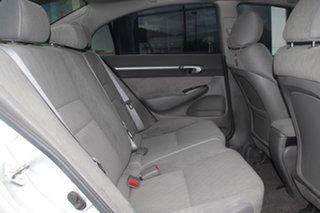 2009 Honda Civic 8th Gen MY09 VTi-L Silver 5 Speed Automatic Sedan