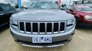 2014 Jeep Grand Cherokee WK MY15 Limited 8 Speed Sports Automatic Wagon.