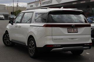 2020 Kia Carnival KA4 MY21 SI Snow White Pearl 8 Speed Sports Automatic Wagon.