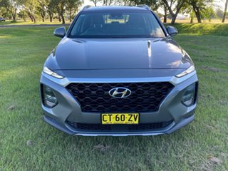 2018 Hyundai Santa Fe TM MY19 Active Wild Explorer 8 Speed Sports Automatic Wagon