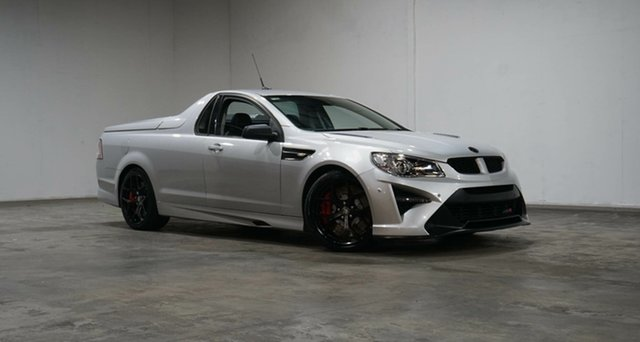 Used Holden Special Vehicles Maloo Gen-F2 MY17 GTS R Welshpool, 2017 Holden Special Vehicles Maloo Gen-F2 MY17 GTS R Silver 6 Speed Sports Automatic Utility