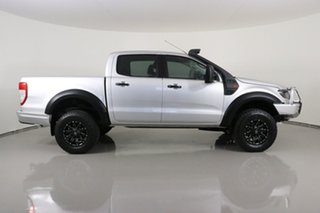2017 Ford Ranger PX MkII MY17 Update XL 3.2 (4x4) Silver 6 Speed Automatic Crew Cab Utility