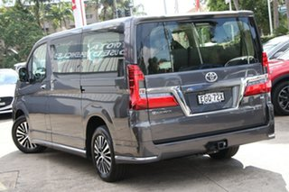 2019 Toyota Granvia GDH303R VX Graphite 6 Speed Automatic Wagon.