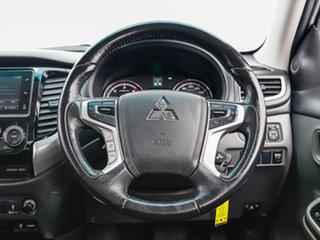 2017 Mitsubishi Triton MQ MY17 GLS (4x4) White 5 Speed Automatic Dual Cab Utility